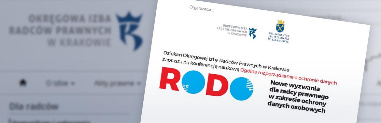 GKK na konferencji UJ & OIRP Kraków