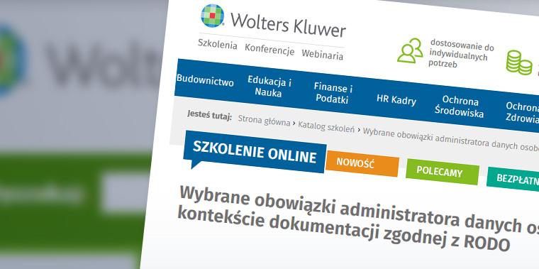 Webinarium: GKK i Wolters Kluwer