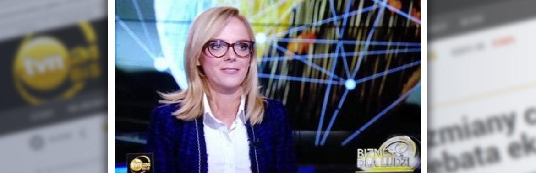 GKK w programie Biznes dla Ludzi w TVN24bis