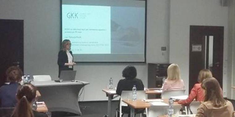 """GKK na konferencji """"Rozmowy rekrutacyjne 2018"""""""